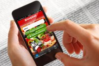 Aplikacja Foodpanda