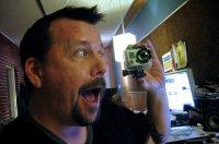 kamera na kask
